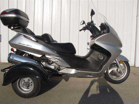 2004 Honda Silver Wing in Ottawa, Ohio - Photo 2