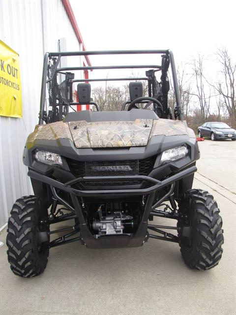 2019 Honda Pioneer 700-4 Deluxe in Ottawa, Ohio - Photo 3