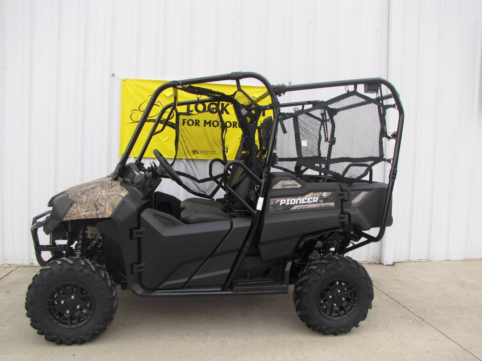 2019 Honda Pioneer 700-4 Deluxe in Ottawa, Ohio - Photo 1