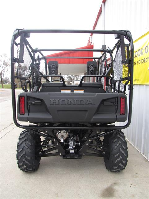 2019 Honda Pioneer 700-4 Deluxe in Ottawa, Ohio - Photo 4