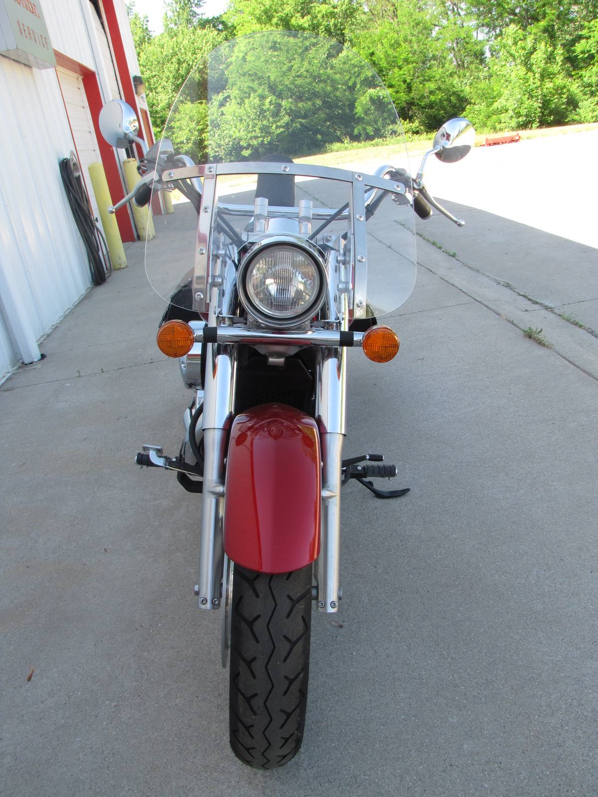 2015 Honda Shadow Aero® in Ottawa, Ohio - Photo 3