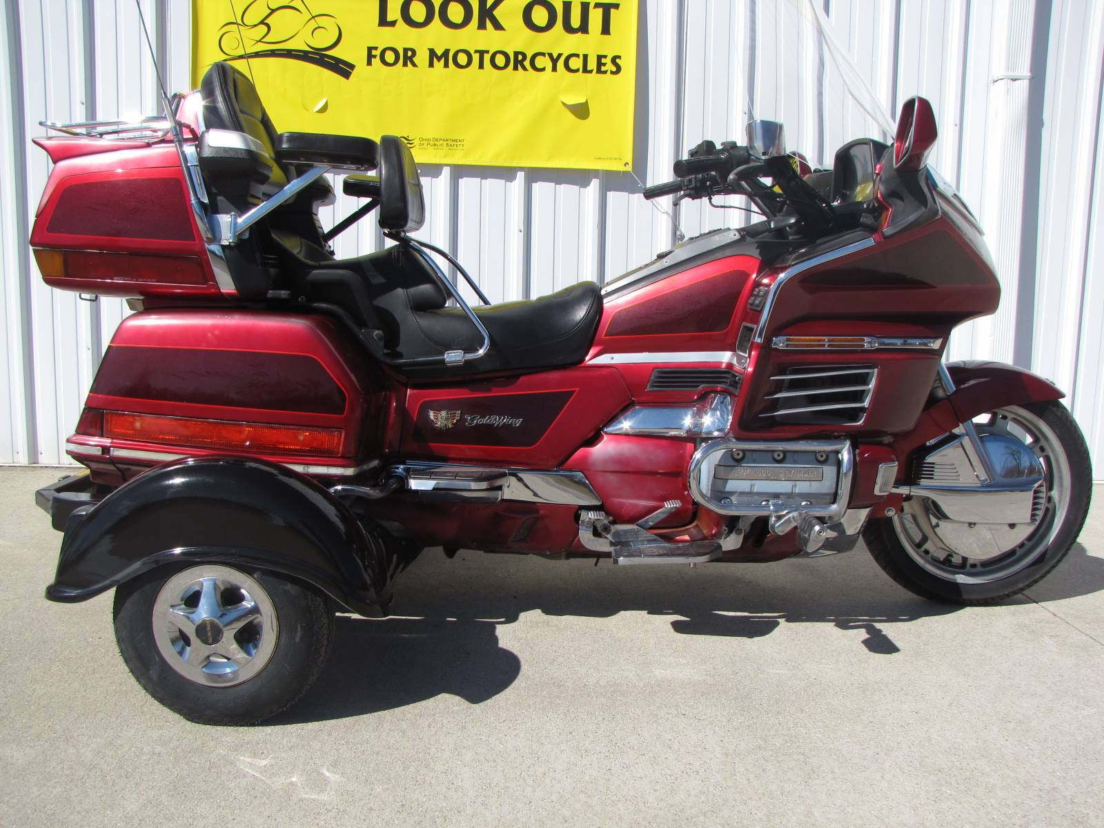 1997 Gold Wing SE