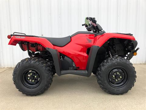 2020 Honda FourTrax Rancher 4x4 Automatic DCT IRS EPS in Ottawa, Ohio - Photo 2