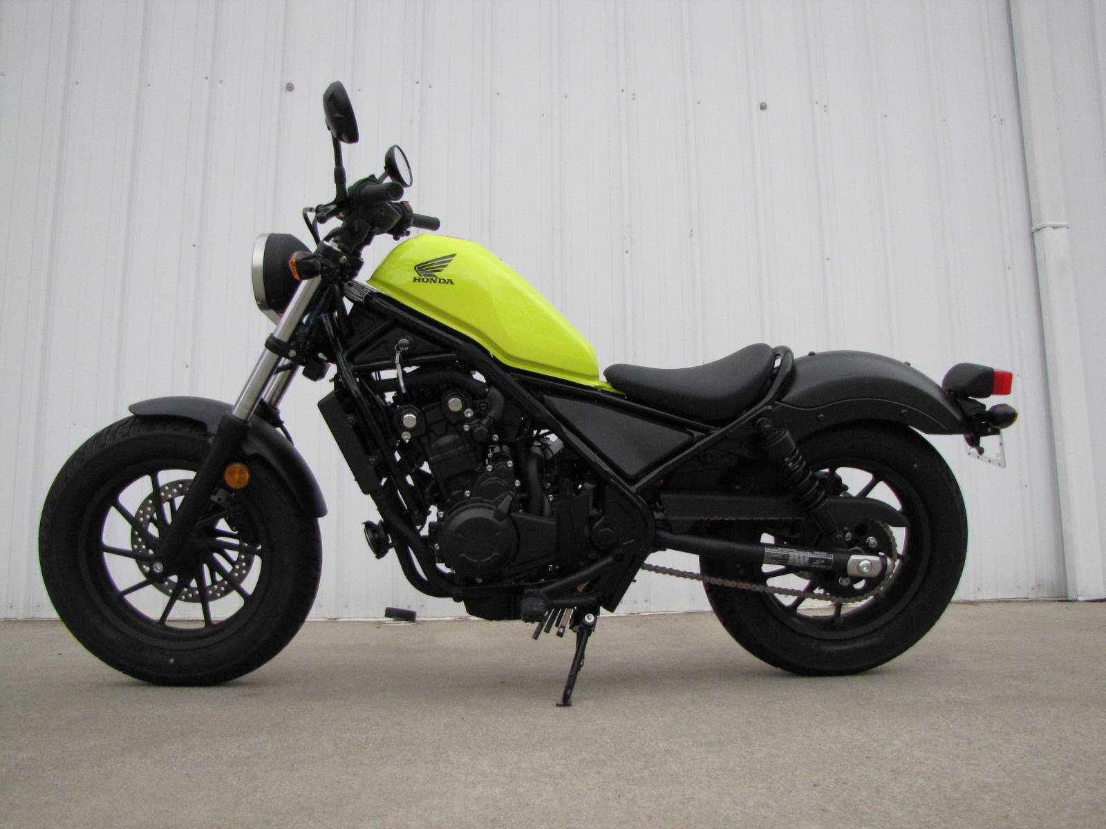 new 2017 honda rebel 500 motorcycles in ottawa, oh | stock number: n/a