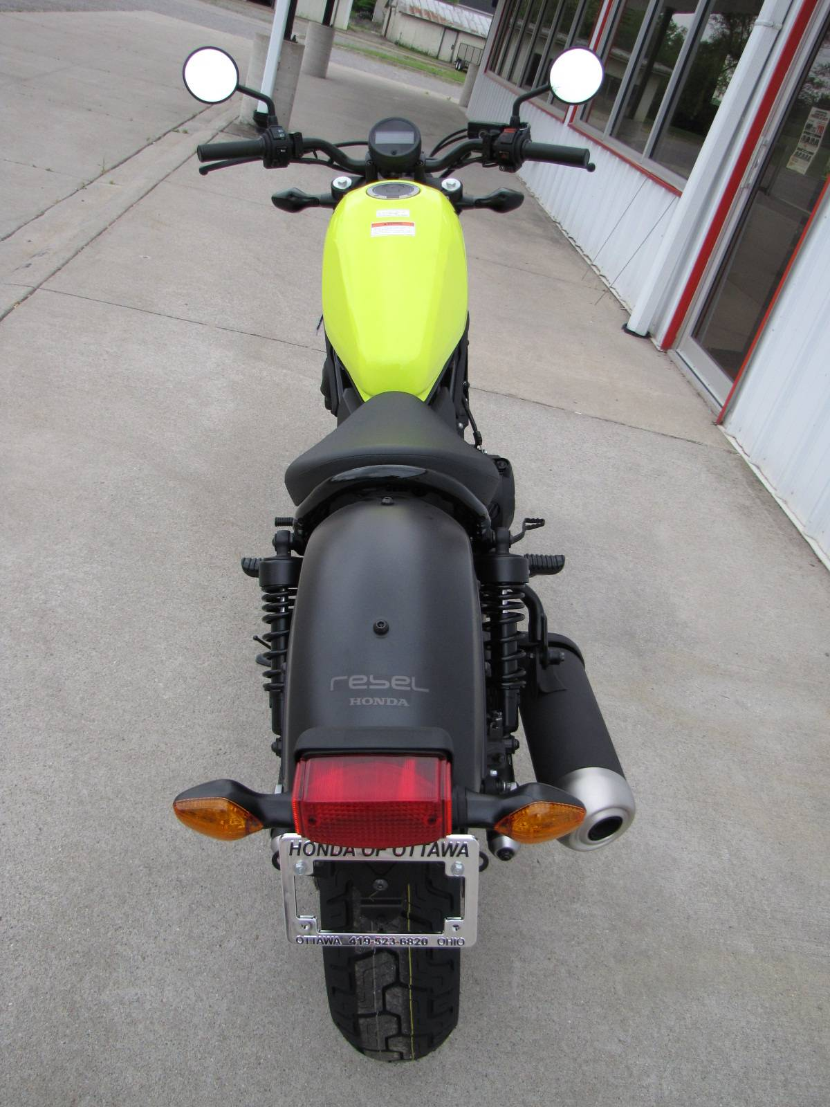 2017 Honda Rebel 500 in Ottawa, Ohio