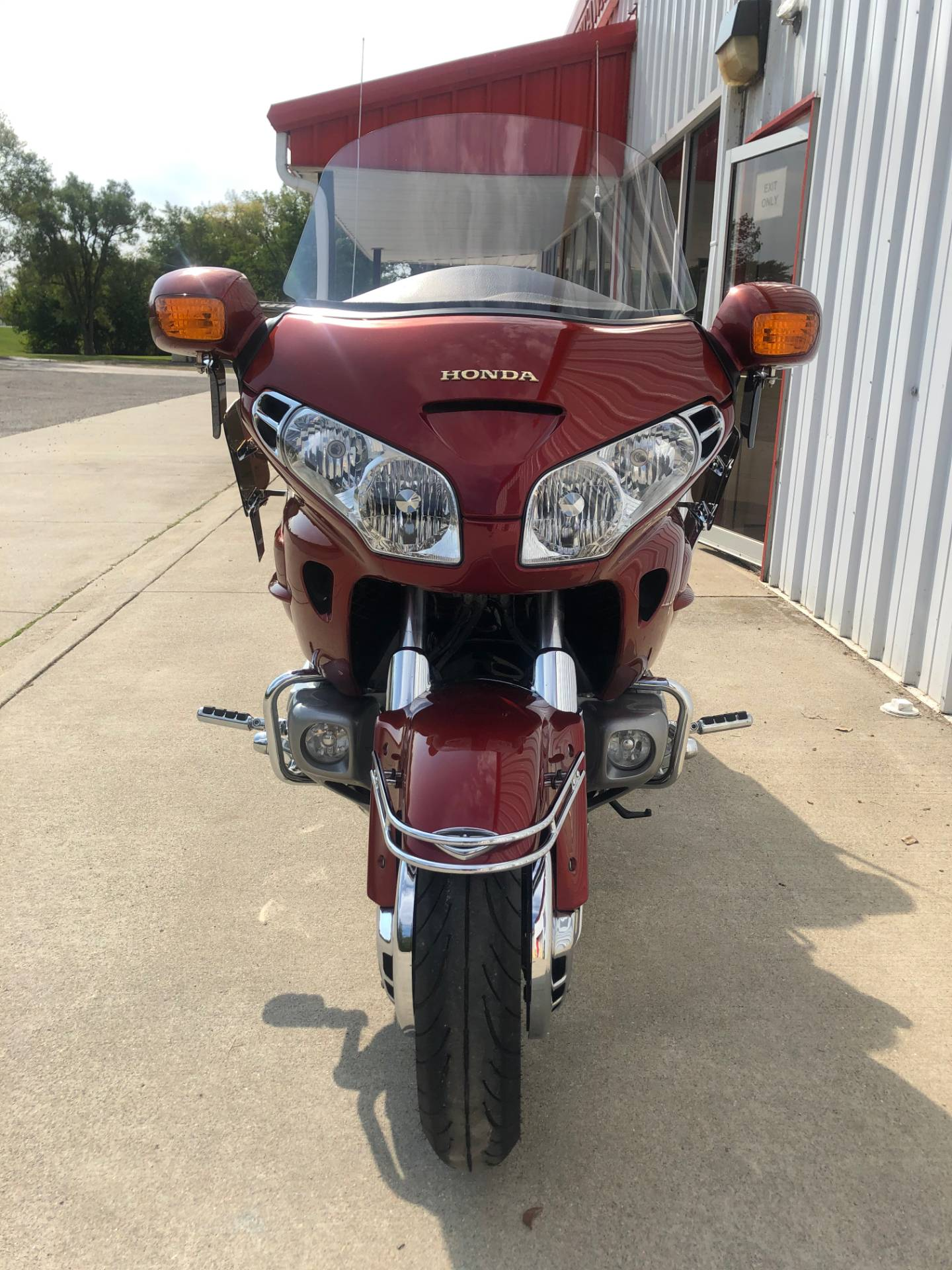 2001 Honda Gold Wing in Ottawa, Ohio - Photo 3