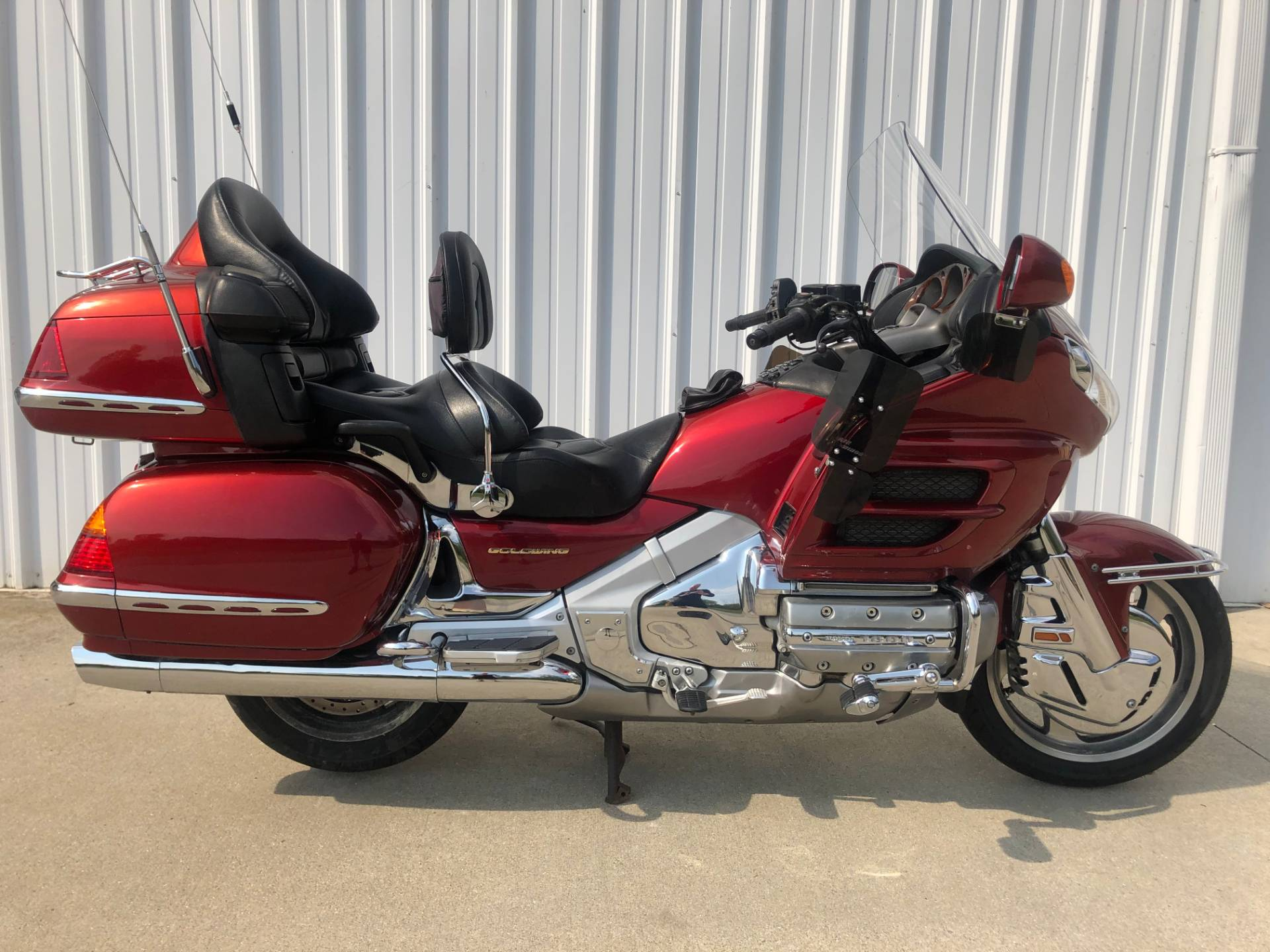 2001 Honda Gold Wing in Ottawa, Ohio - Photo 2