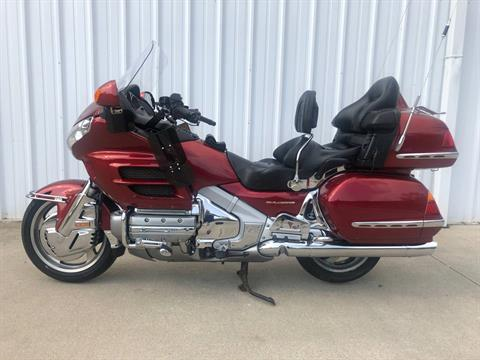 2001 Honda Gold Wing in Ottawa, Ohio - Photo 1