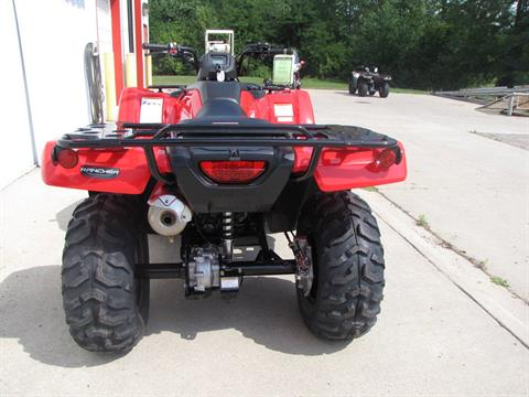 2020 Honda FourTrax Rancher 4x4 in Ottawa, Ohio - Photo 4