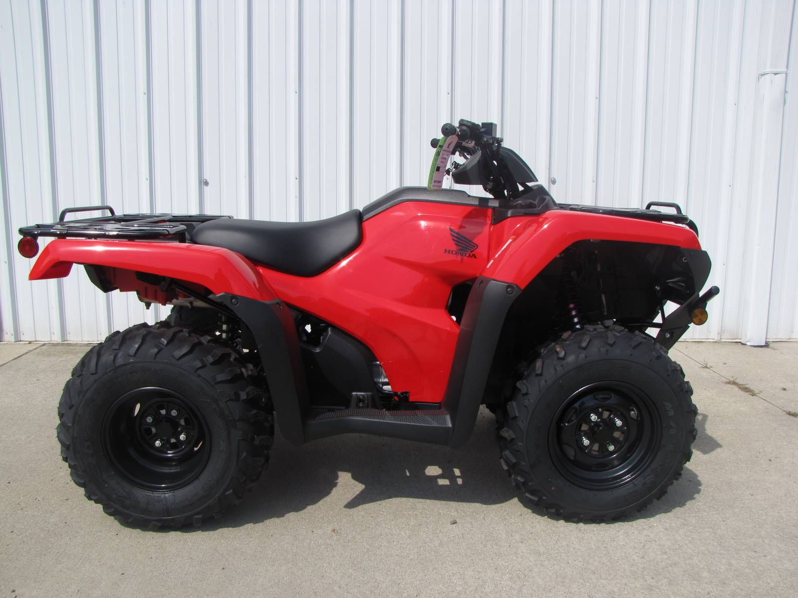 2020 Honda FourTrax Rancher 4x4 in Ottawa, Ohio - Photo 2