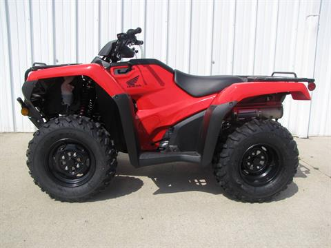 2020 Honda FourTrax Rancher 4x4 in Ottawa, Ohio