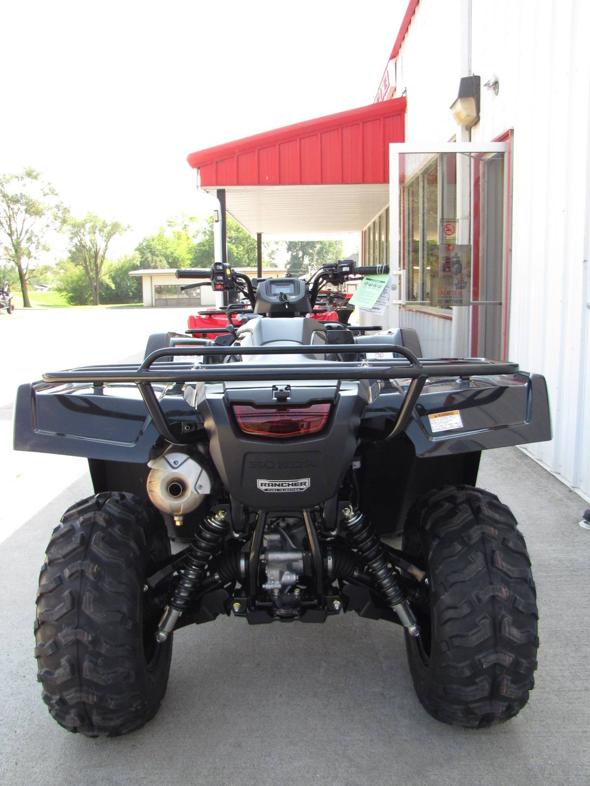 2017 Honda FourTrax Rancher 4x4 DCT IRS EPS in Ottawa, Ohio