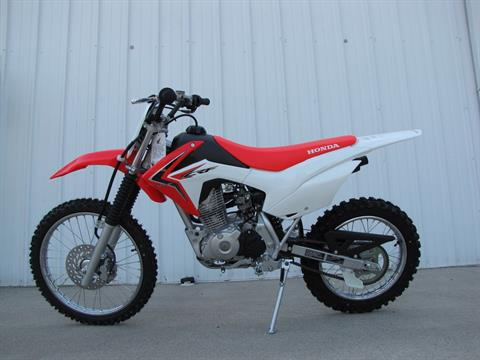 2018 Honda CRF125F (Big Wheel) in Ottawa, Ohio
