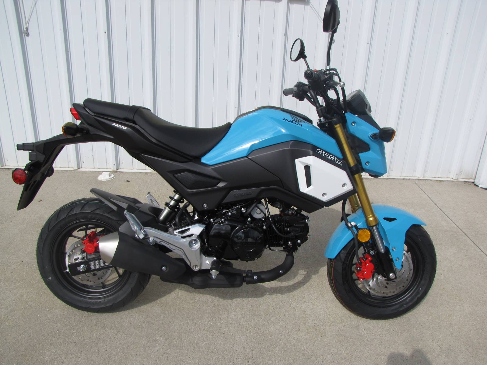 2019 Honda Grom in Ottawa, Ohio - Photo 2