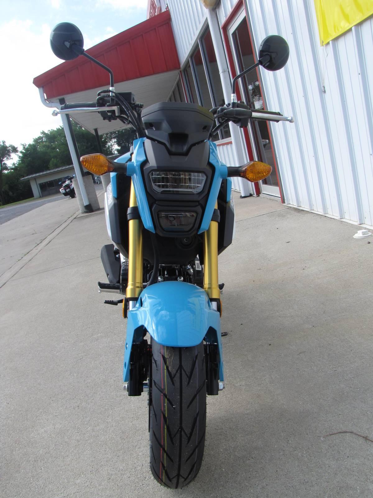 2019 Honda Grom in Ottawa, Ohio - Photo 3