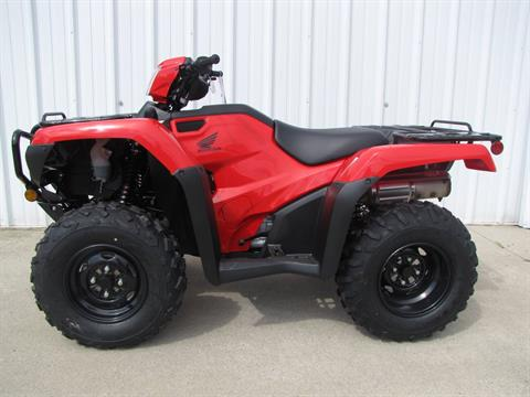 2020 Honda FourTrax Foreman 4x4 in Ottawa, Ohio