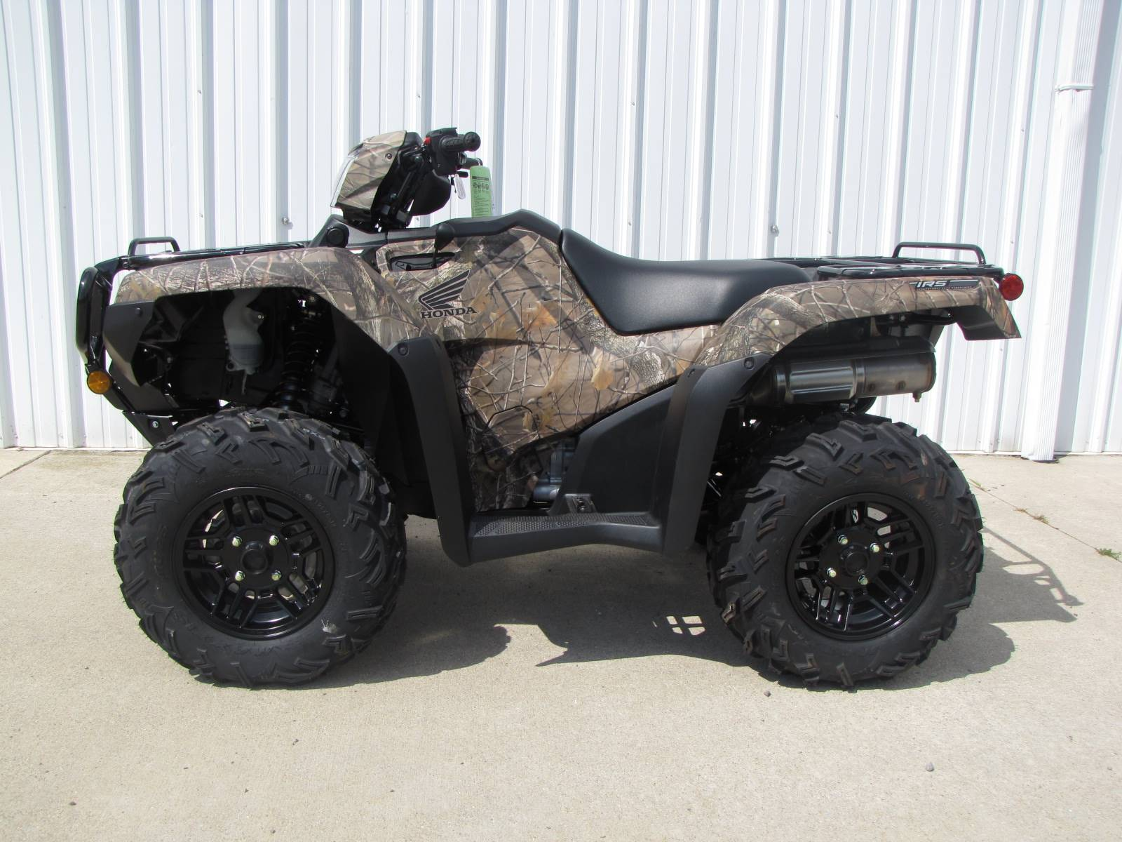 2020 Honda FourTrax Foreman Rubicon 4x4 Automatic DCT EPS Deluxe in Ottawa, Ohio - Photo 1