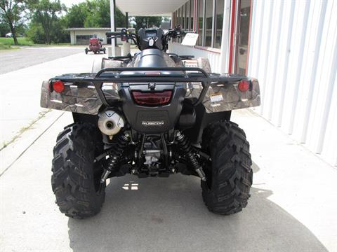 2020 Honda FourTrax Foreman Rubicon 4x4 Automatic DCT EPS Deluxe in Ottawa, Ohio - Photo 4