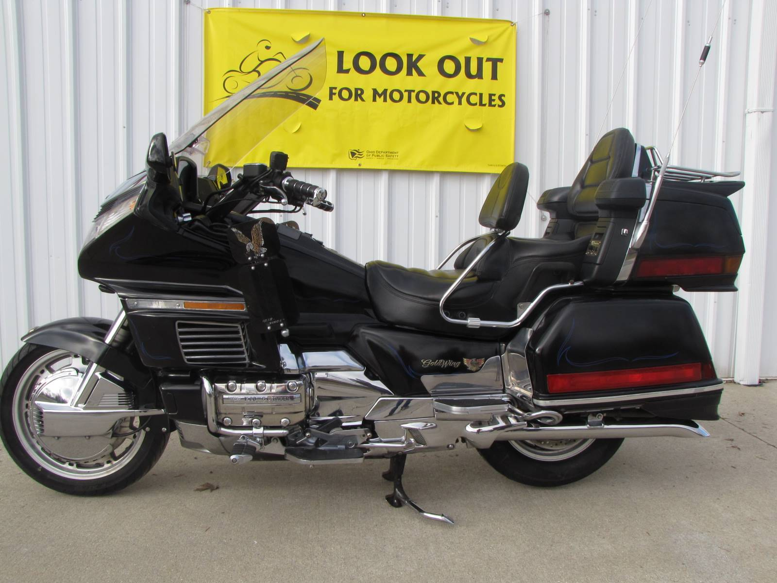 1993 Gold Wing