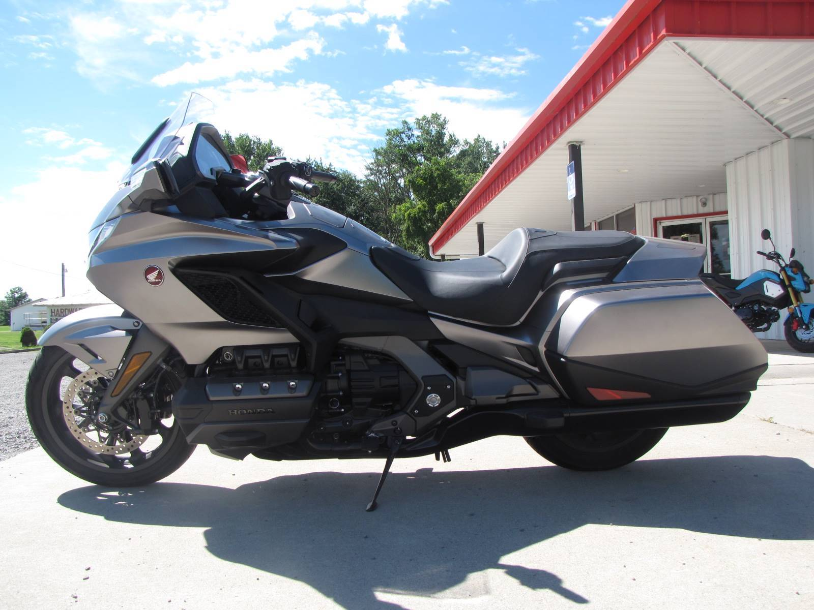 2018 Honda Gold Wing DCT in Ottawa, Ohio - Photo 1