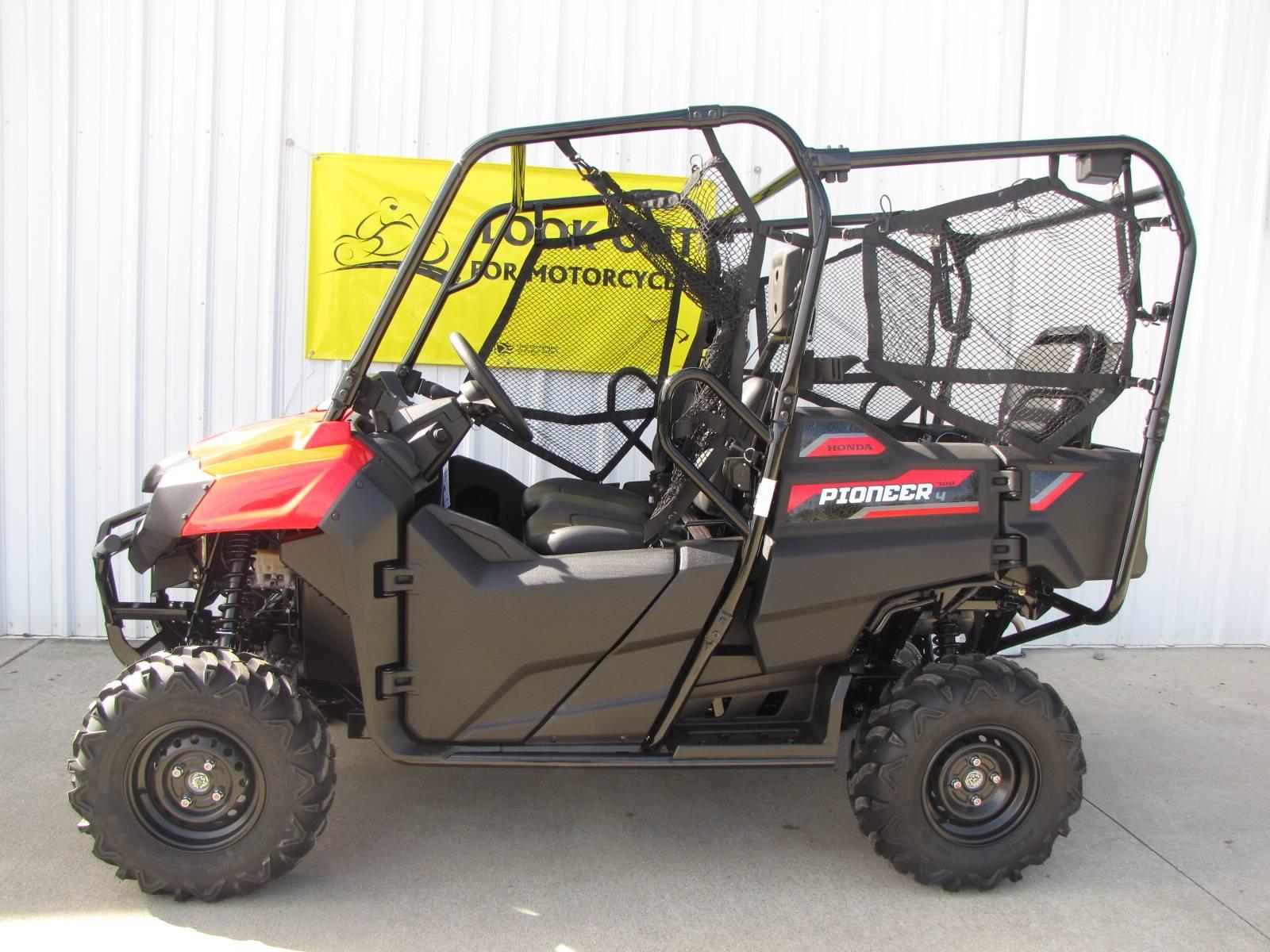2020 Pioneer 700-4
