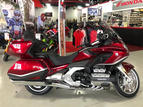 2021 Honda Gold Wing Tour Automatic DCT in Ottawa, Ohio - Photo 1