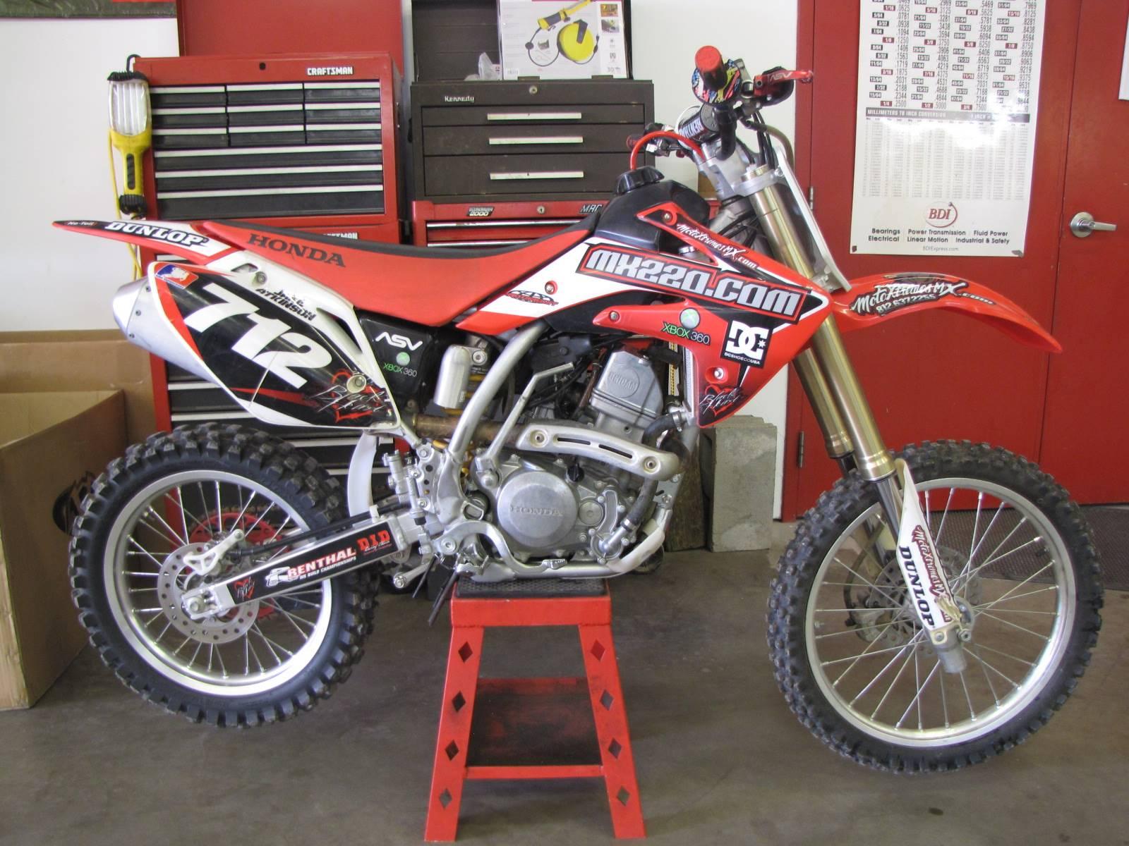 2007 Honda CRF150R Expert 5