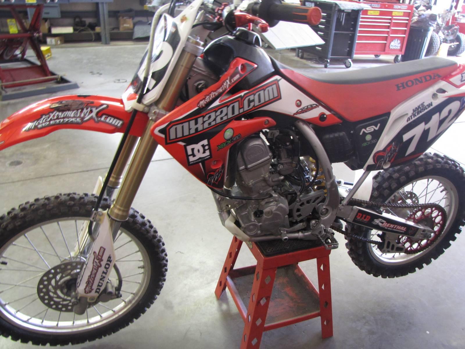2007 Honda CRF150R Expert 6