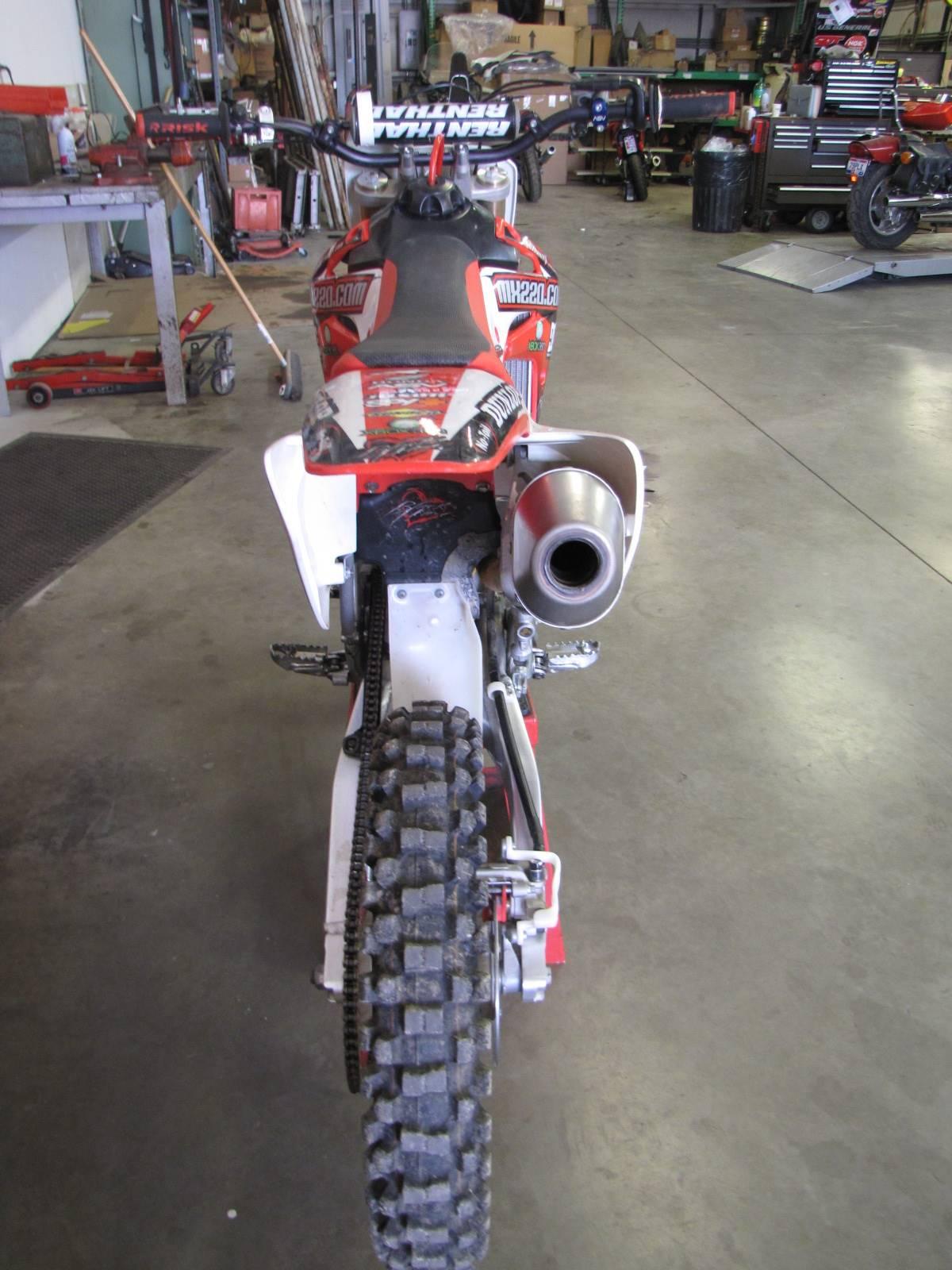 2007 Honda CRF150R Expert 8
