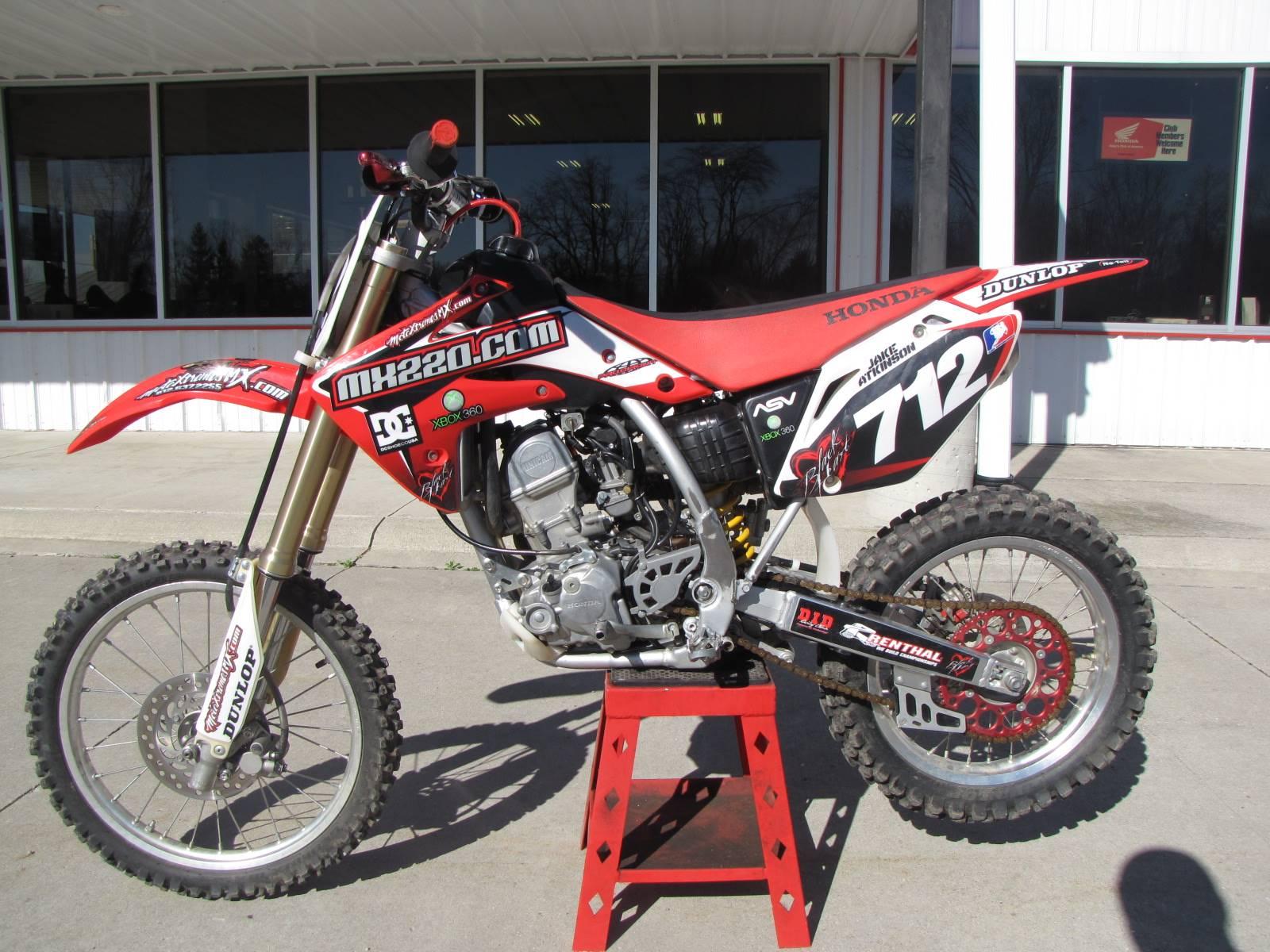 2007 CRF150R Expert