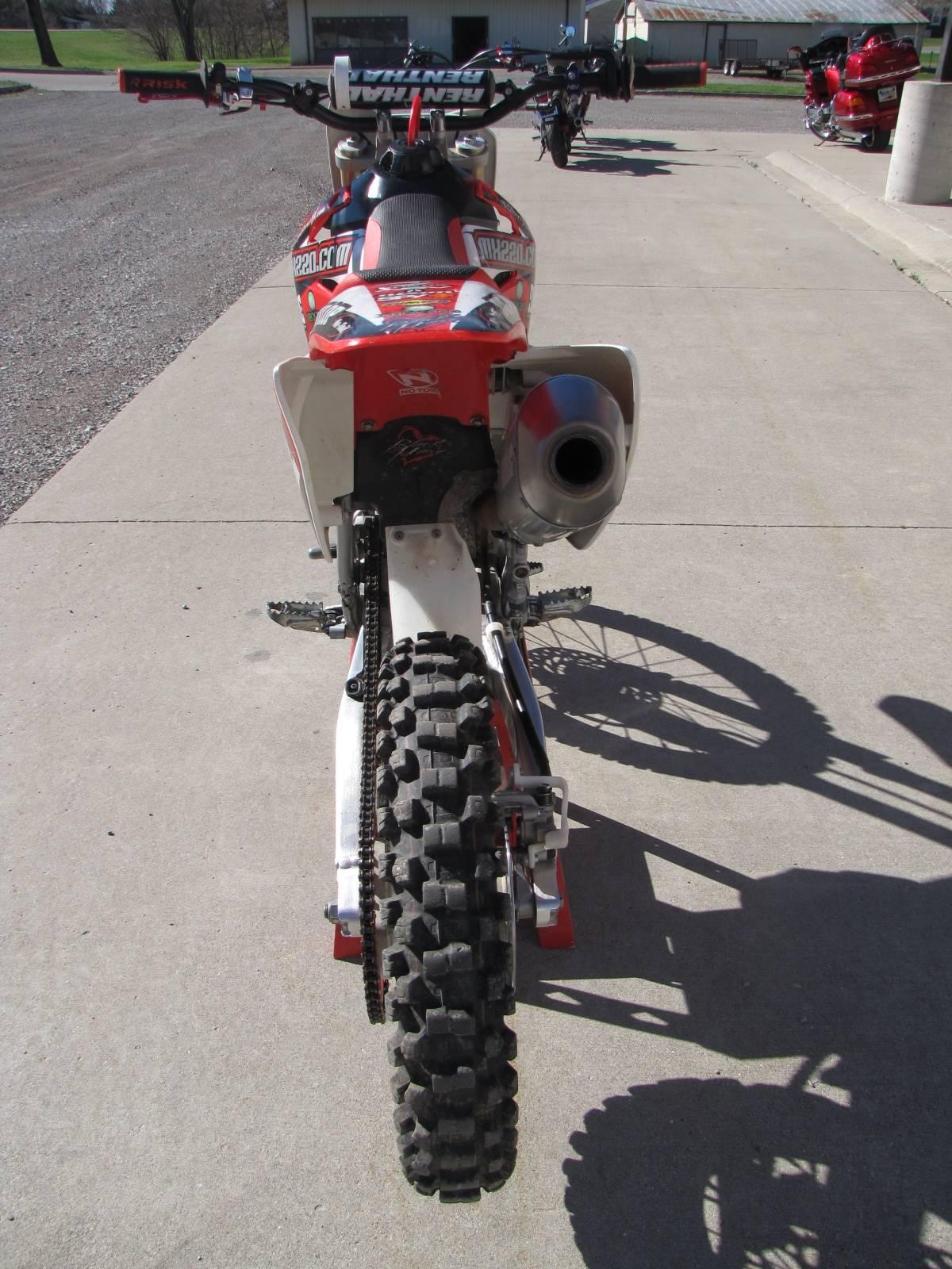 2007 Honda CRF150R Expert 4