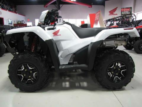 2016 Honda FourTrax Foreman Rubicon 4x4 Automatic DCT EPS Deluxe in Ottawa, Ohio