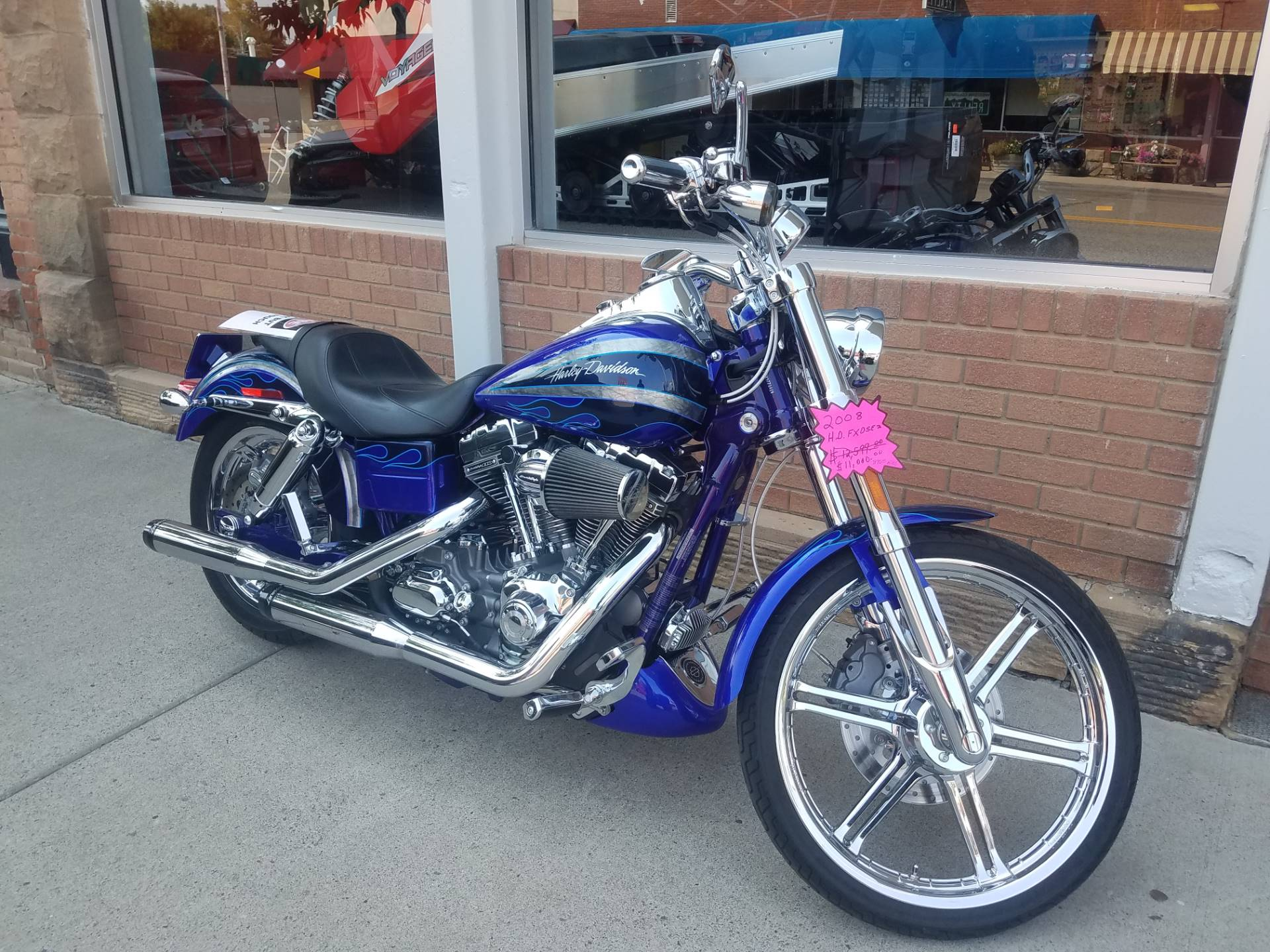 2008 Harley-Davidson FXDSC2 in Hotchkiss, Colorado