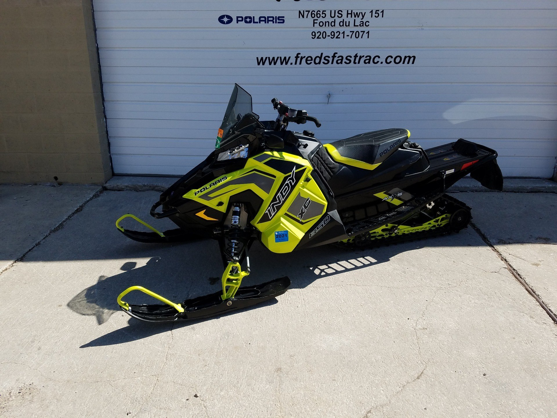 2019 Polaris 850 INDY XC 129 Snowcheck Select in Fond Du Lac, Wisconsin - Photo 4