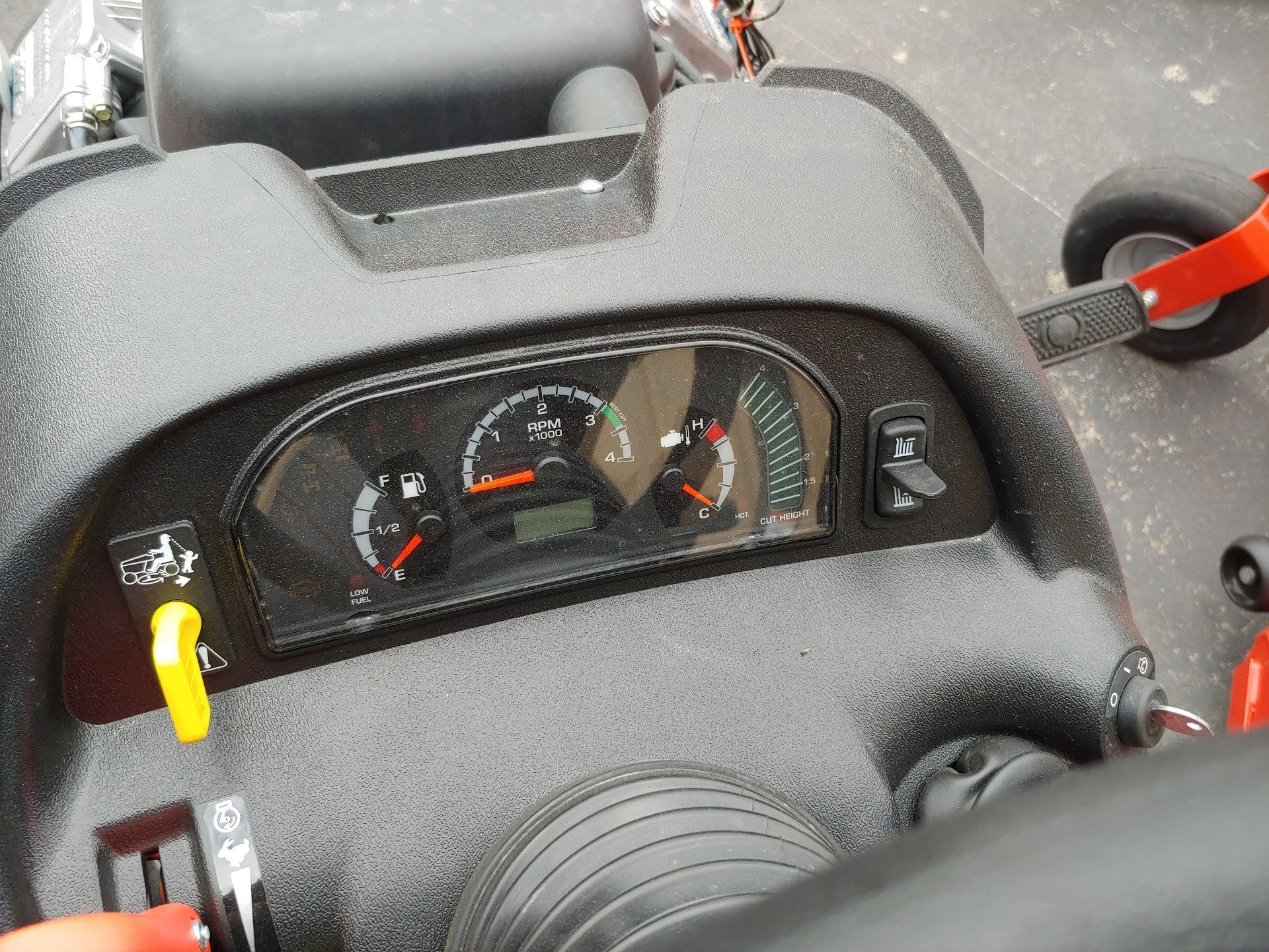 2018  Legacy XL 33 4WD 540 Rear PTO 3