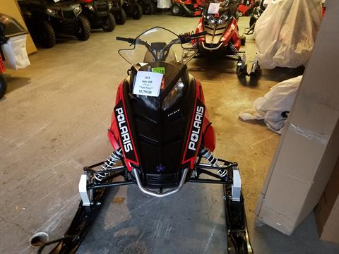 2016 Polaris 600 INDY in Fond Du Lac, Wisconsin