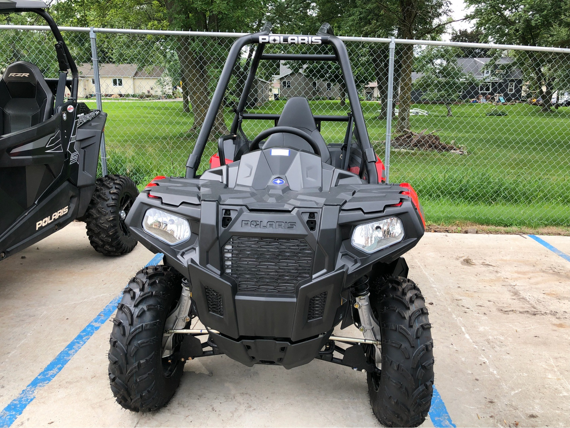2018 Polaris Ace 500 in Fond Du Lac, Wisconsin