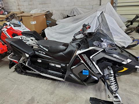 2018 Polaris 800 Switchback Adventure 137 ES in Fond Du Lac, Wisconsin - Photo 1