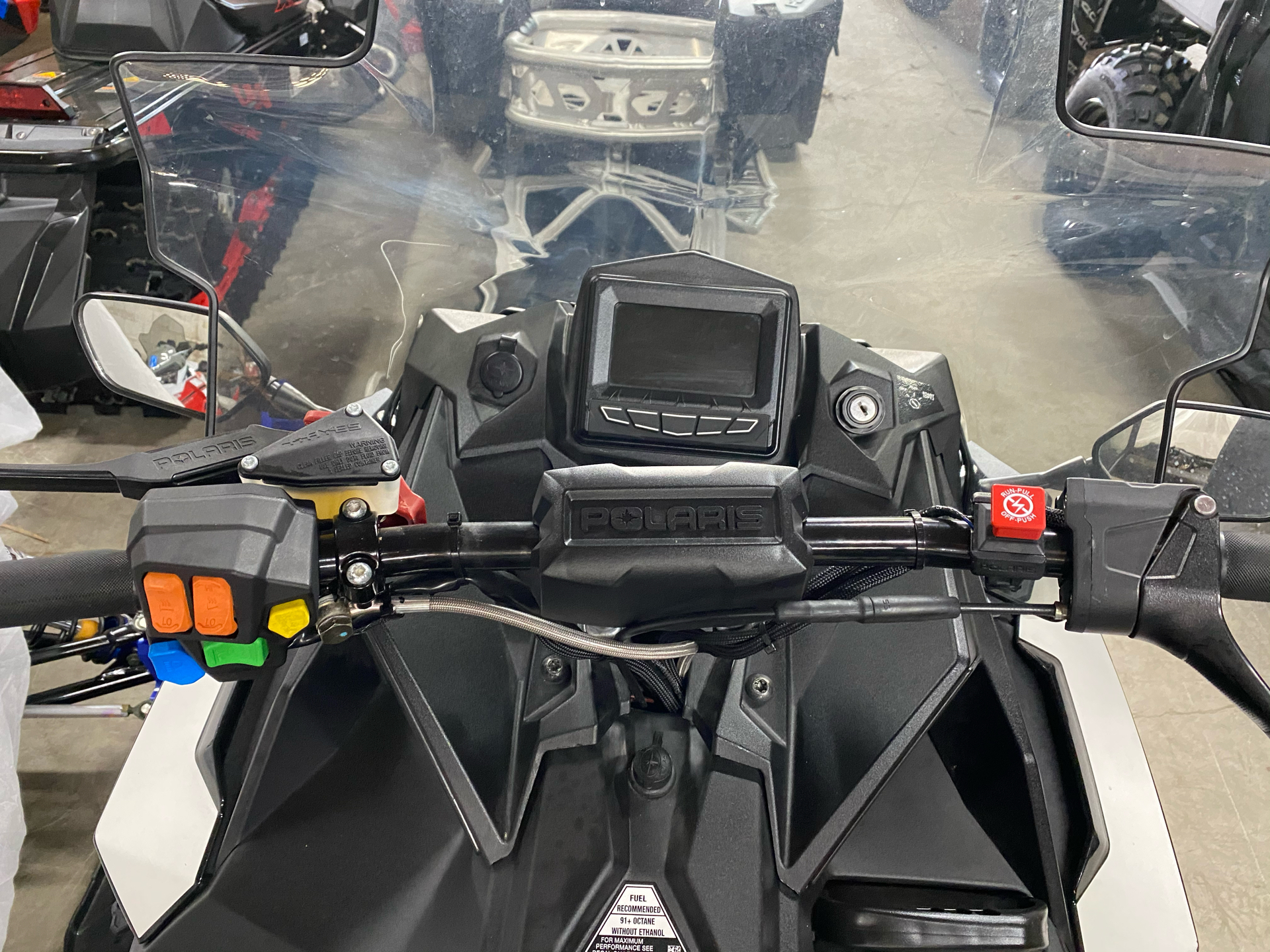 2018 Polaris 800 Switchback Adventure 137 ES in Fond Du Lac, Wisconsin - Photo 5