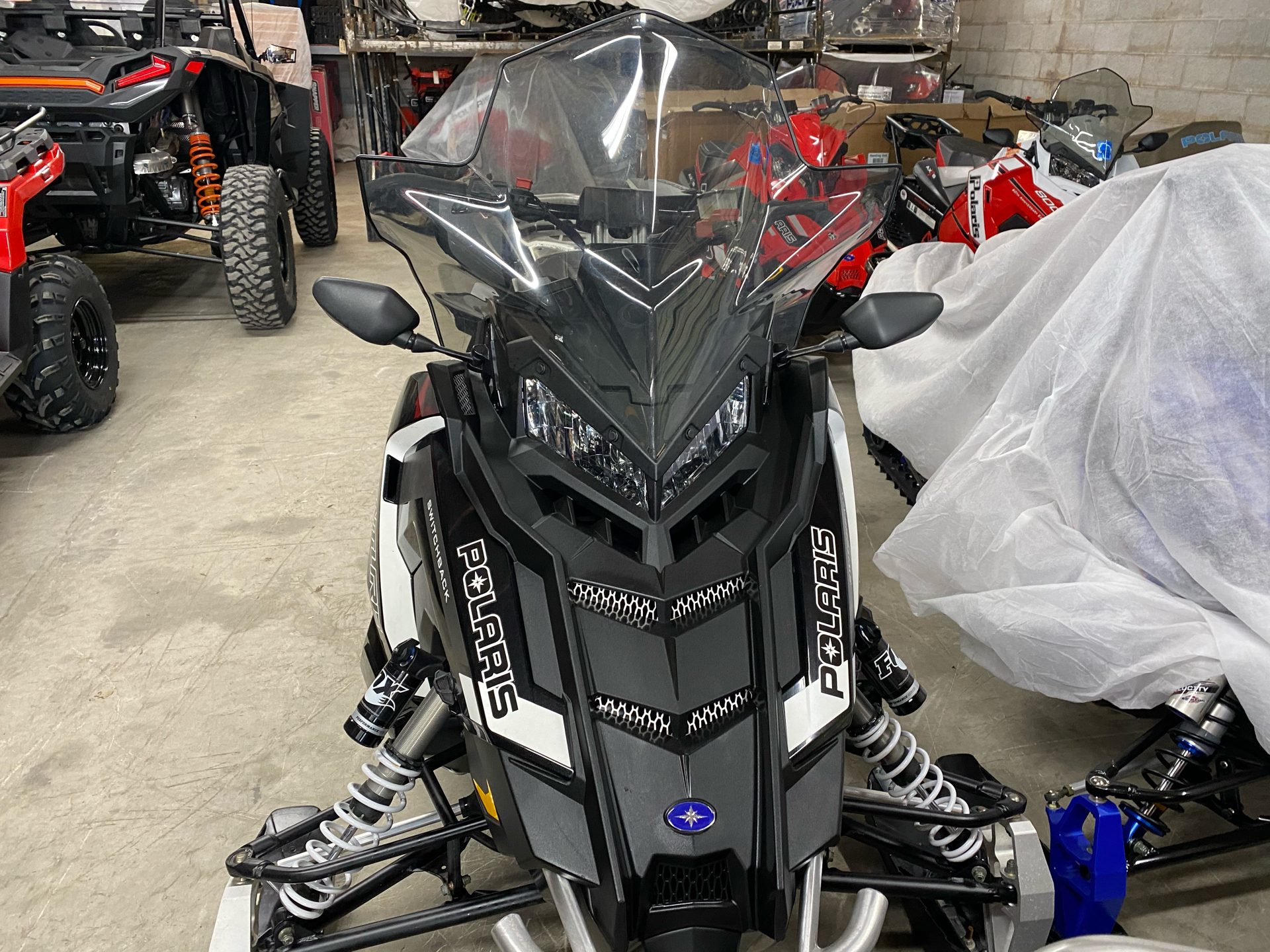 2018 Polaris 800 Switchback Adventure 137 ES in Fond Du Lac, Wisconsin - Photo 8