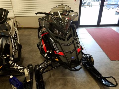 2019 Polaris 800 INDY 129 XC 1.25 Ripsaw II ES in Fond Du Lac, Wisconsin