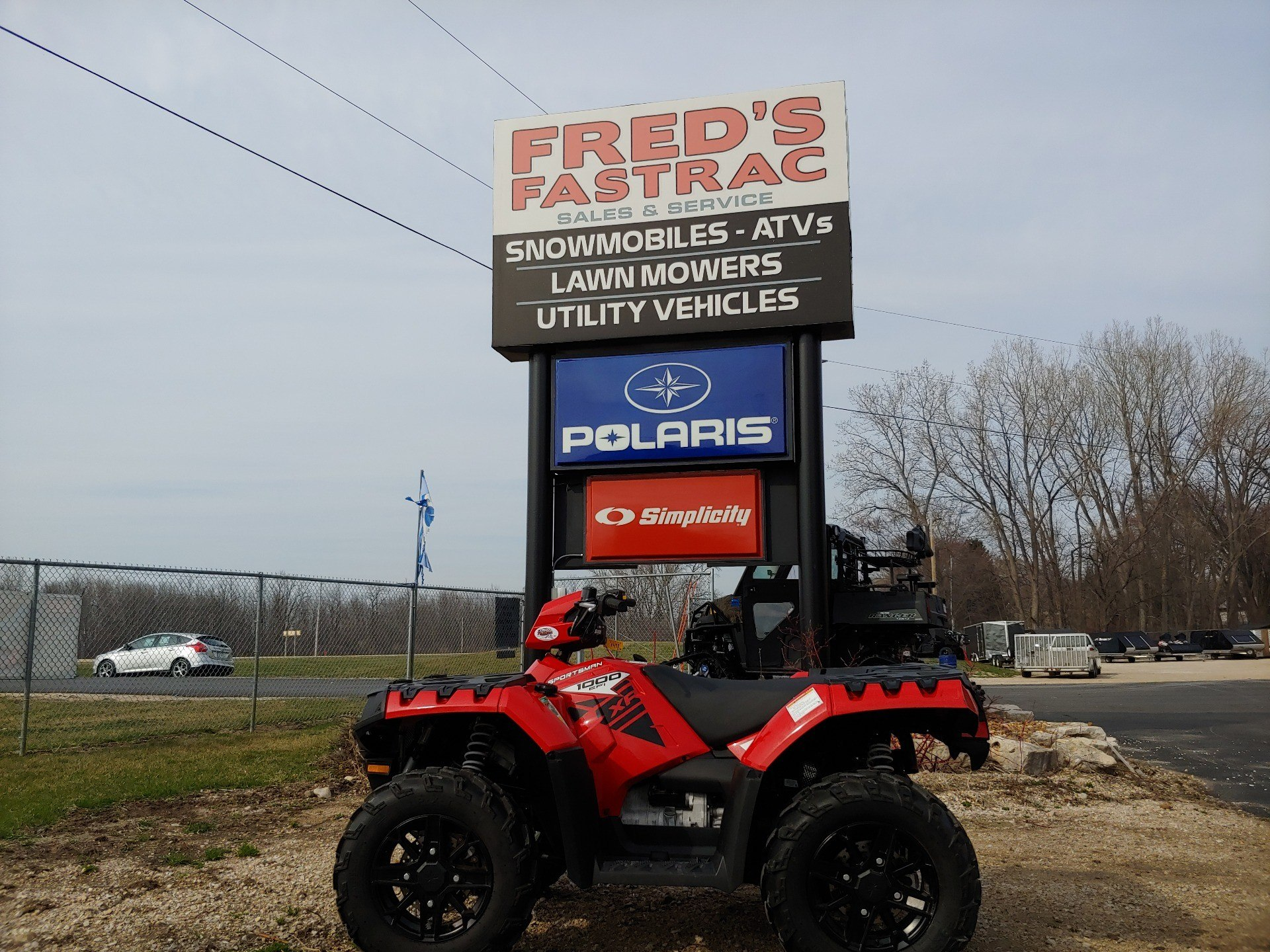2016 Polaris Sportsman XP 1000 in Fond Du Lac, Wisconsin