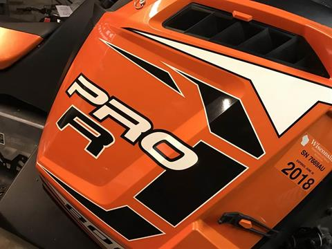 2012 Polaris 800 Switchback® PRO-R ES SC Orange in Fond Du Lac, Wisconsin