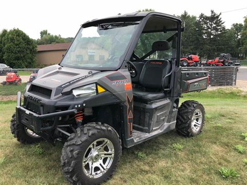 2014 Polaris Ranger XP® 900 EPS LE in Fond Du Lac, Wisconsin