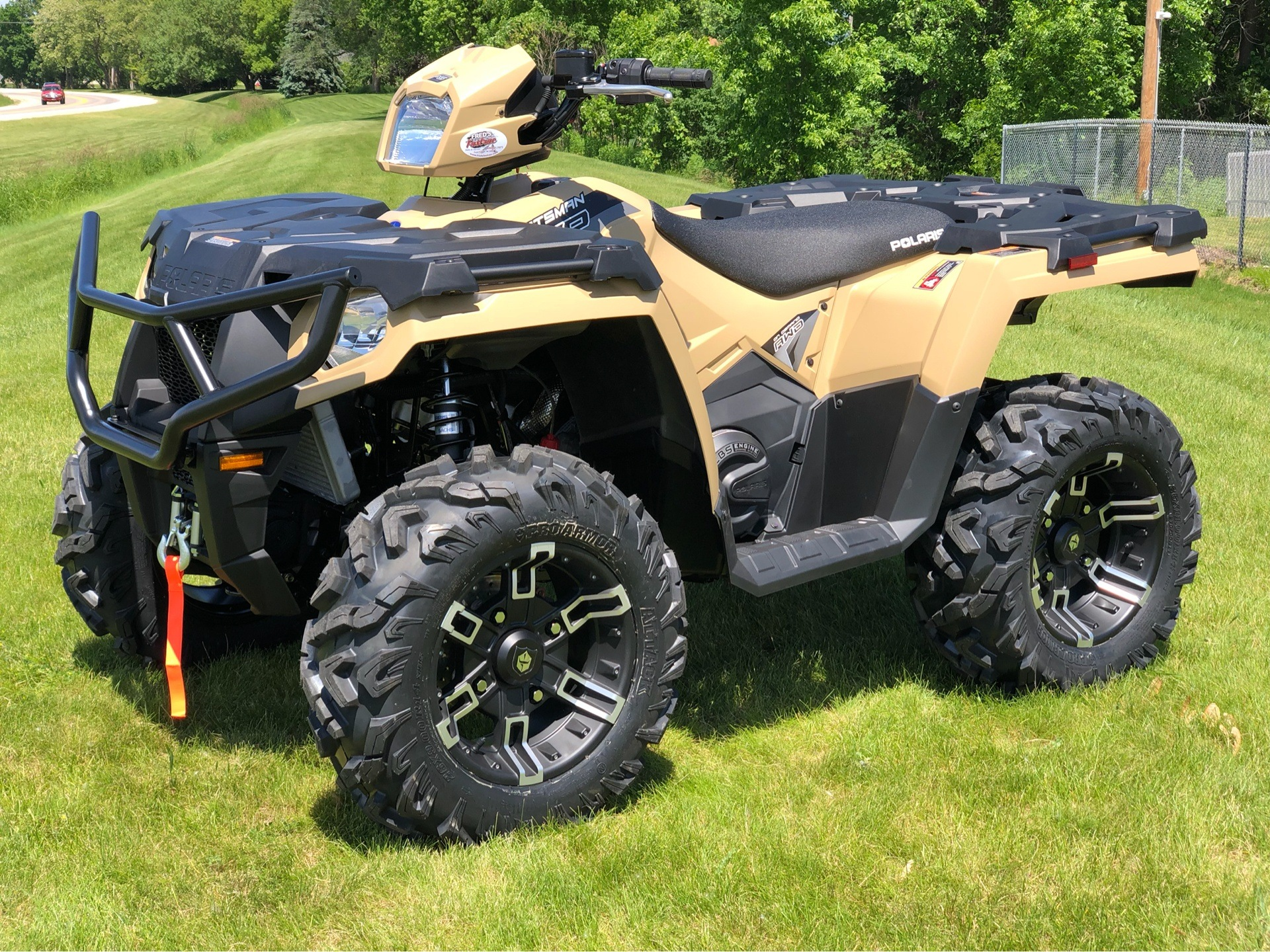 2019 Polaris Sportsman 570 EPS LE in Fond Du Lac, Wisconsin - Photo 1
