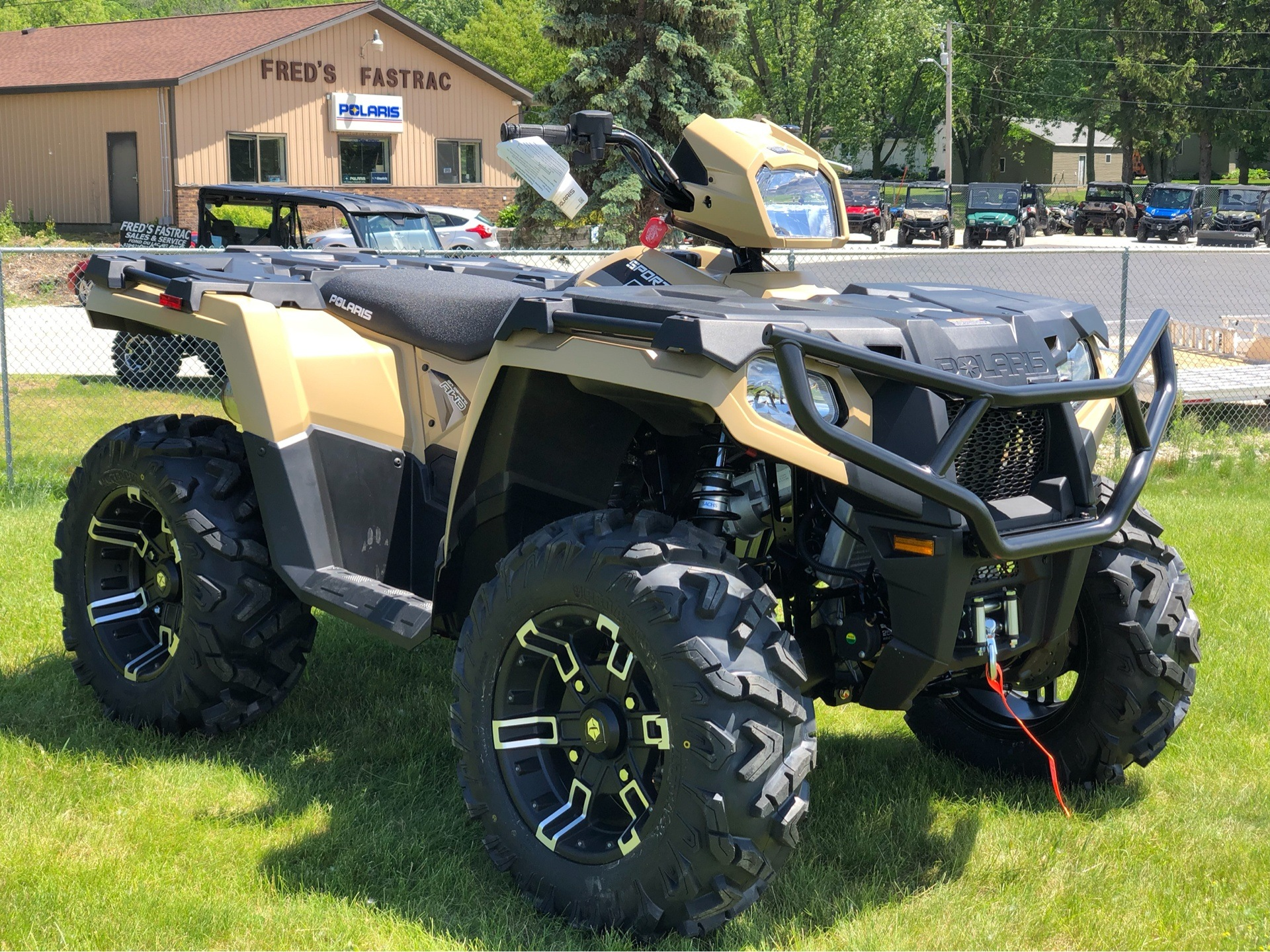 2019 Polaris Sportsman 570 EPS LE in Fond Du Lac, Wisconsin - Photo 3