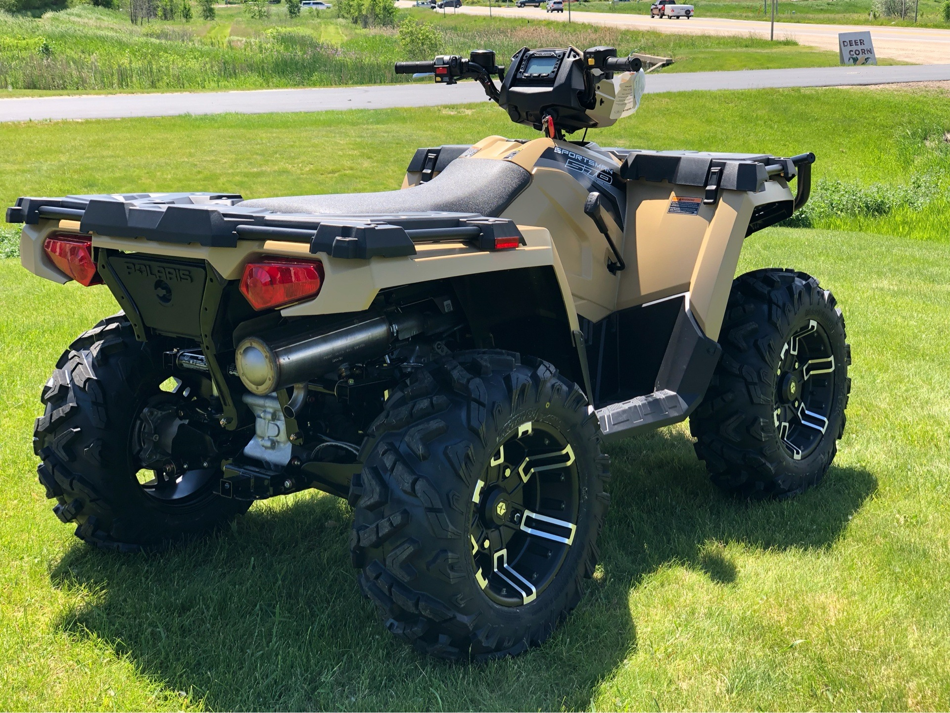 2019 Polaris Sportsman 570 EPS LE in Fond Du Lac, Wisconsin - Photo 5