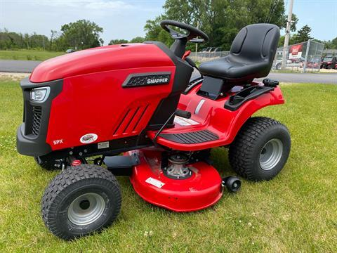 2018 Snapper SPX 23/42 42 in. Briggs & Stratton 23 hp in Fond Du Lac, Wisconsin - Photo 1