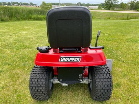 2018 Snapper SPX 23/42 42 in. Briggs & Stratton 23 hp in Fond Du Lac, Wisconsin - Photo 5