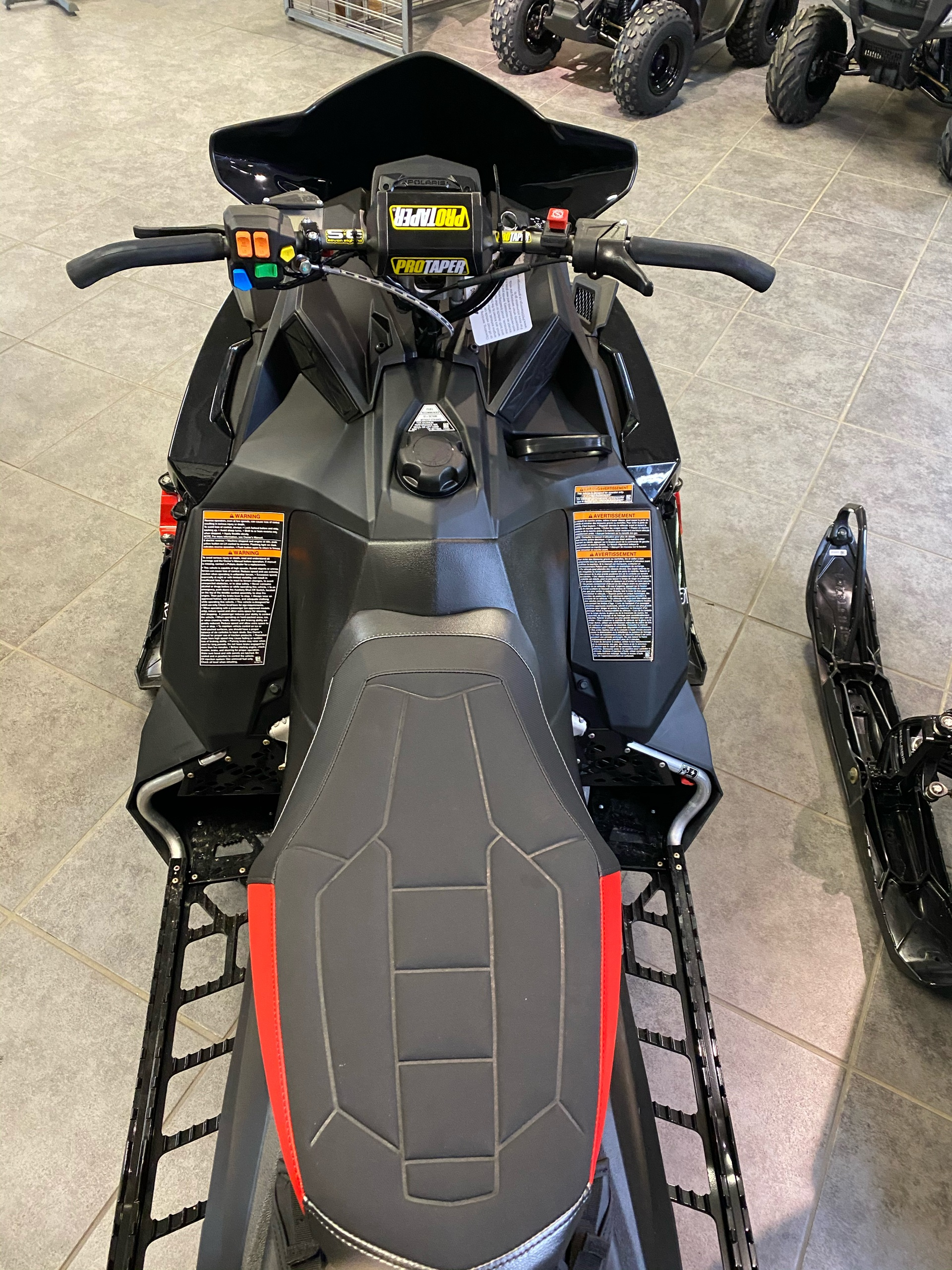 2021 Polaris 850 Switchback Assault 144 Factory Choice in Fond Du Lac, Wisconsin - Photo 5